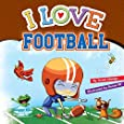 I Love Football: Simon Cover (Love Series)