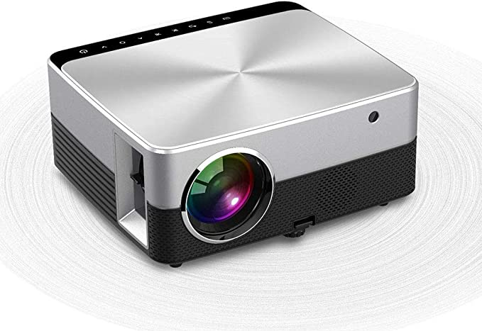 FULANTE Proyector 720P HD, proyector portátil Android HD ...