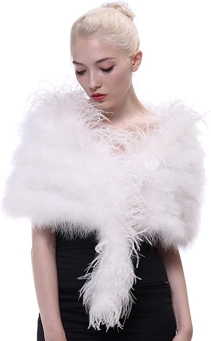 URSFUR Women Winter Fur...