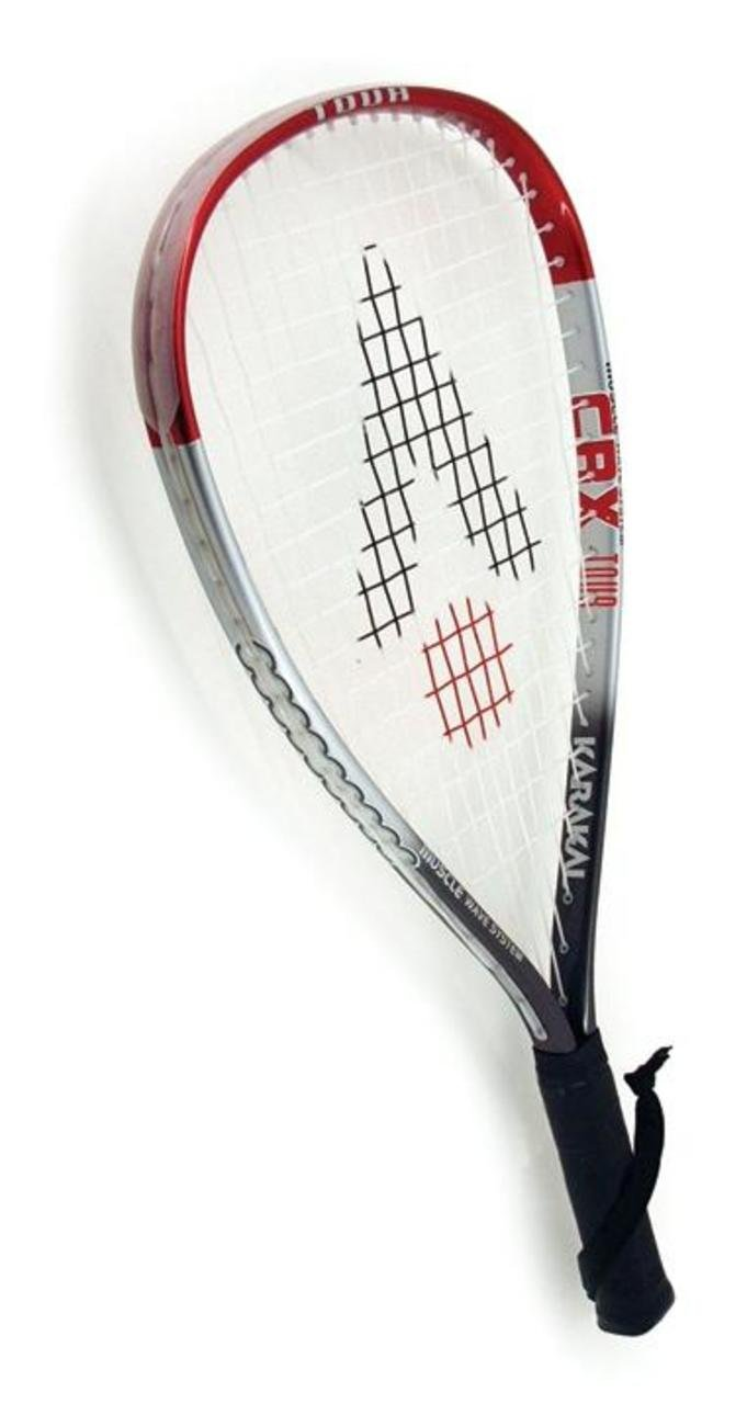 New Karakal Crx Tour Racketball Sports Racket Parallel Beam Squash Racquet by Karakal
