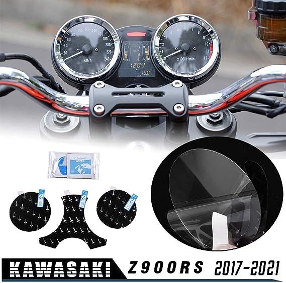 Lorababer Motorrad Für Z 900rs Instrument Film Tacho Displayschutzfolie Für Kawasaki Z900rs Z 900 Rs 2017 2018 2019 2020 2021 Moto Zubehör Auto
