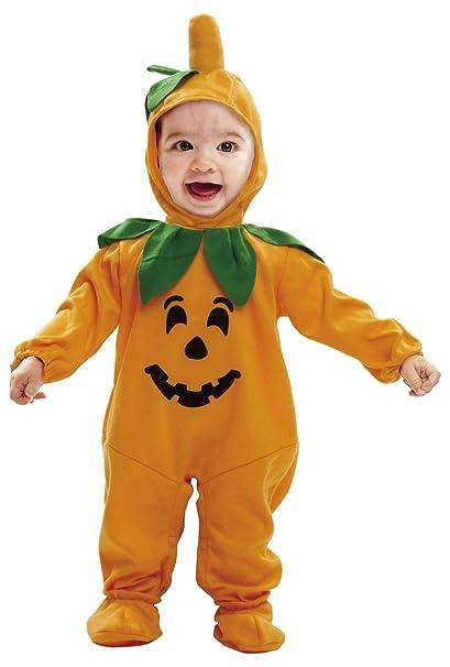 My Other Me Me-203260 Disfraz de bebé calabaza, 1-2 años (Viving Costumes 203260