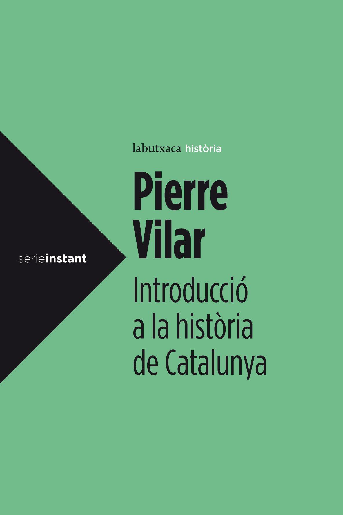 Introducció A La Història De Catalunya (LB): Amazon.es: Vilar, Pierre: Libros