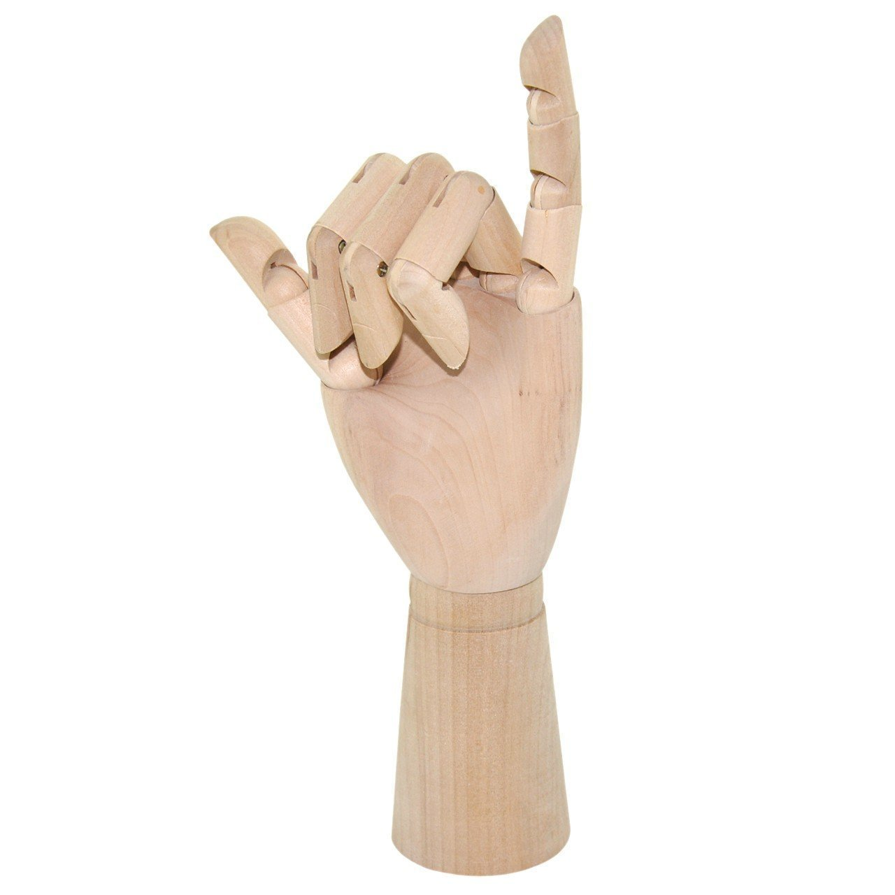 YazyCraft Female left Hand Manikin 10