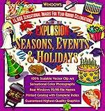 Art Explosion Seasons, Events & Holidays