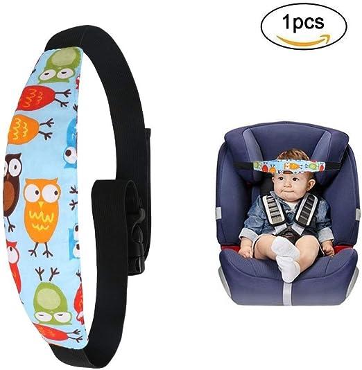 Correa ajustable para asiento de coche para beb/és soporte para la cabeza MV Essentials
