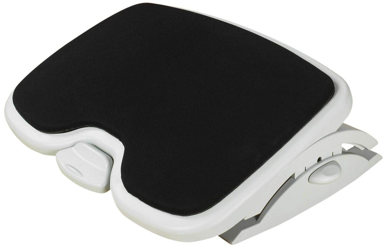 Kensington 56153 Solemate Confort - Reposapiés Ergonómico Ajustable, con Sistema Smartfit, Gris product image