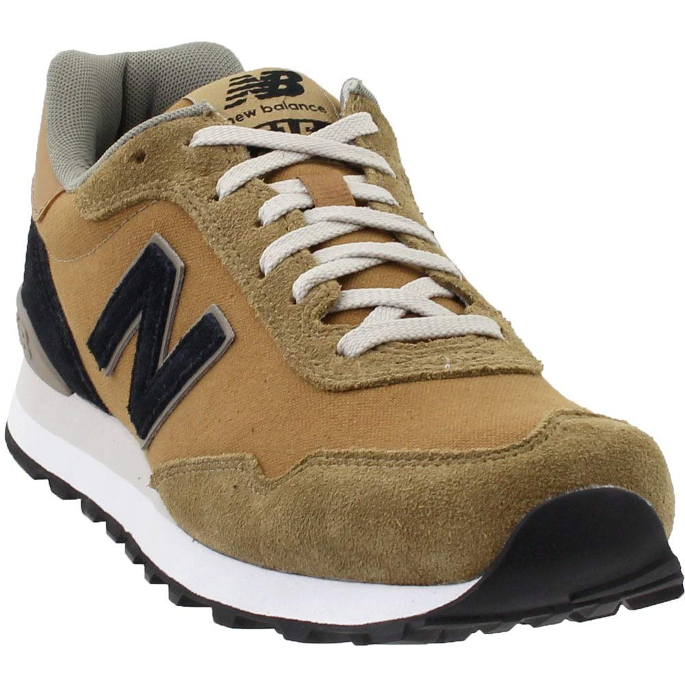 New Balance 515 Suede/Mesh Grey by New Balance