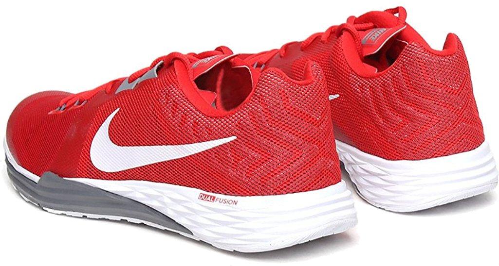NIKE Men's Train Prime Iron DF Cross Trainer Shoes B01LRJSQU8 8 D(M) US|University Red/White/Cool Grey