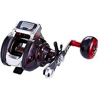 Lispeed Pantalla LED digital Carrete de pesca 14