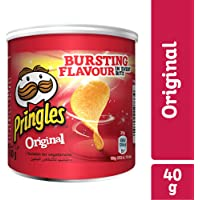 Pringles Original Flavour Potato Chips, 40 grams Can