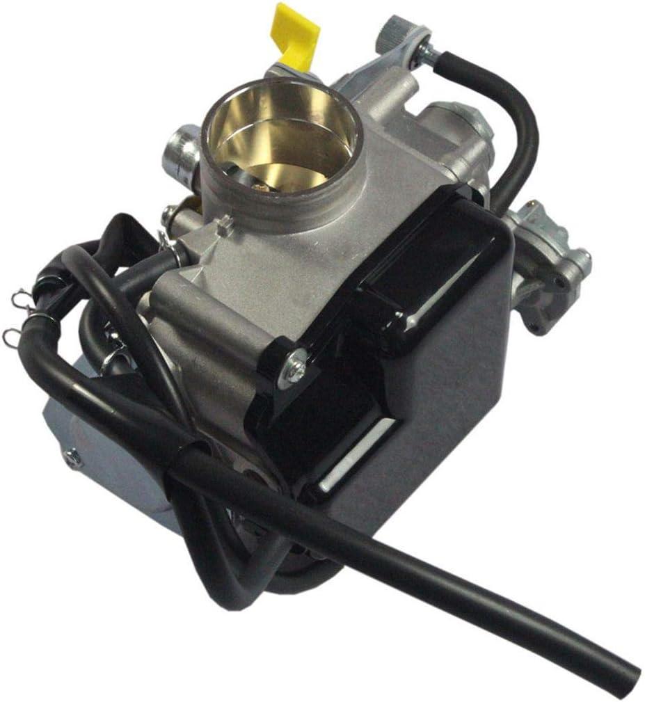Lorjoy ATV Motor de carburador de Carb Compatible con Honda TRX 400 TRX400EX Sportrax TRX400X 16100-HN1-A43