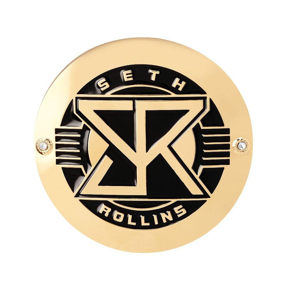 WWE Seth Rollins Championship Replica Side Plate Box Set