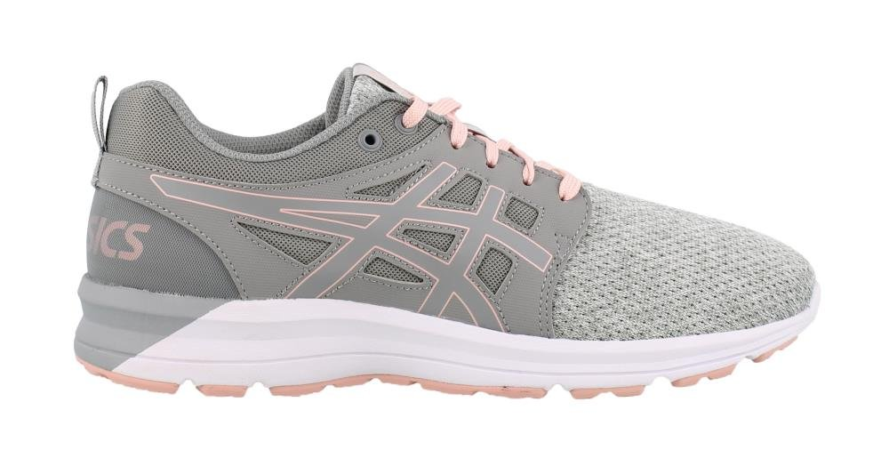 ASICS Women's Torrance Running Shoe B077MMSY21 7.5 B(M) US|Stone Grey/Frosted Rose