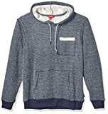 UNIONBAY Men's Long Sleeve French Terry Pullover