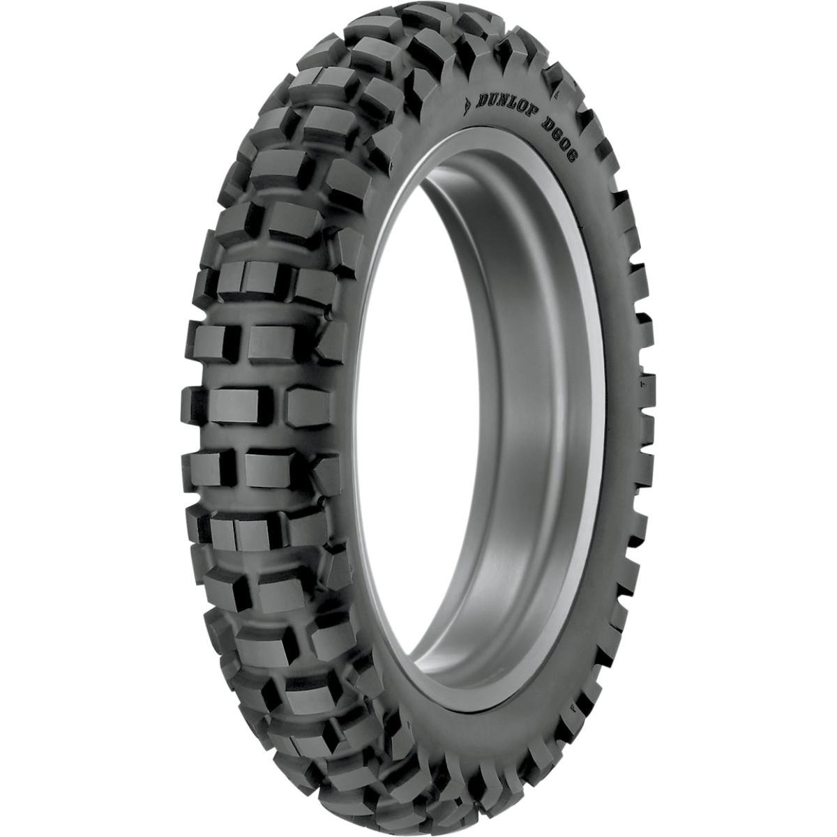 Dunlop D606 Rear 120/90-18 Dual Sport Off Road Motorcycle Tire