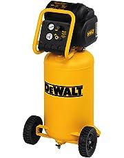 DEWALT 1.6 Horsepower Continuous, 200PSO 15 Gallon Workshop Compressor (D55168), Yellow