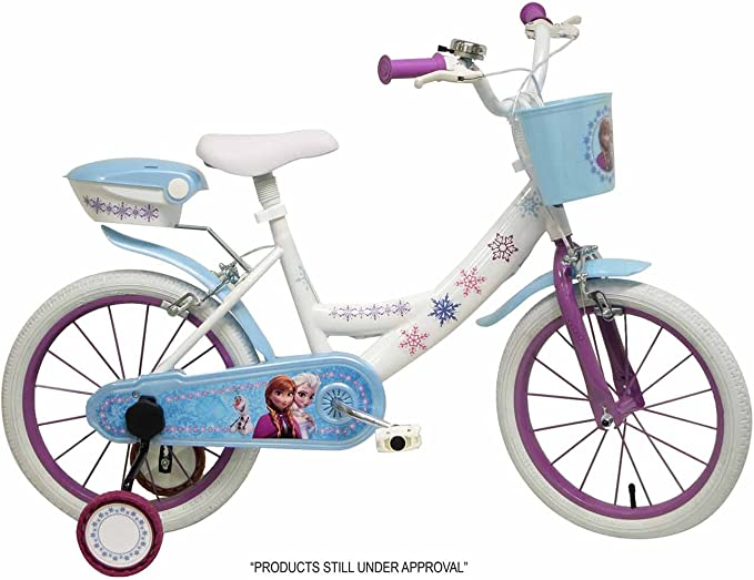 Disney Bicicleta Frozen 16\