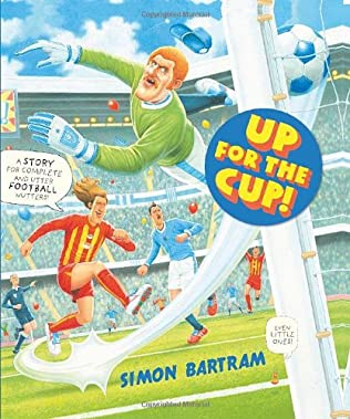 book cover of Up For The Cup