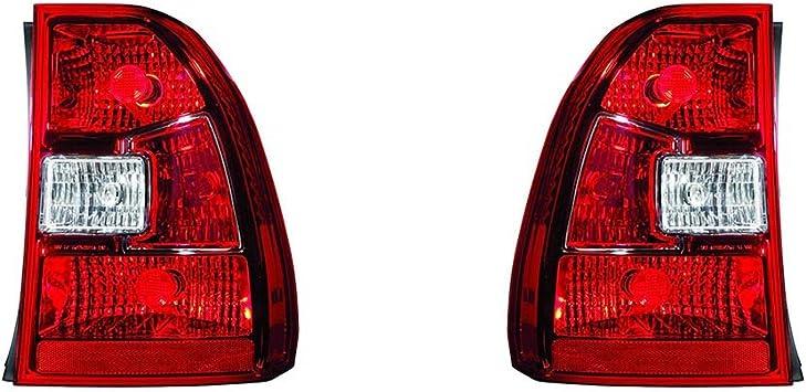 Rear Brake Light Taillight Lamp LH Left Driver Side for 09-10 Sebring Sedan