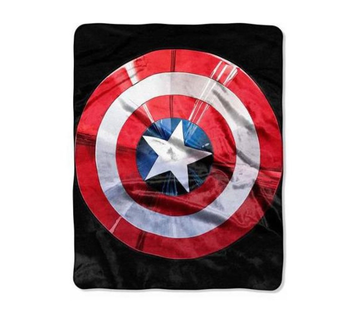 Marvel AVENGERS Captain America Shield Silky Soft 40