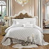 TheFit Home Textile, g Classic 29 Family Set, Bohemian Duvet Luxury Romantic Bedroom 4 Pcs King, Queen Set (King)