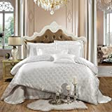 TheFit Home Textile, g Classic 29 Family Set, Bohemian Duvet Luxury Romantic Bedroom 4 Pcs King, Queen Set (King)