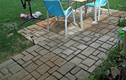 Amazoncom Quikrete 692133 Brick Walk Maker  Form. Red Paver Patio Ideas. Patio Furniture Set Menards. Resin Patio Chairs Canada. Outdoor Garden Furniture In Bangalore. Ideas To Decorate Patio For Christmas. Clearance Patio Furniture Arizona. Mallin Patio Furniture Online. Patio Furniture On Sale Walmart
