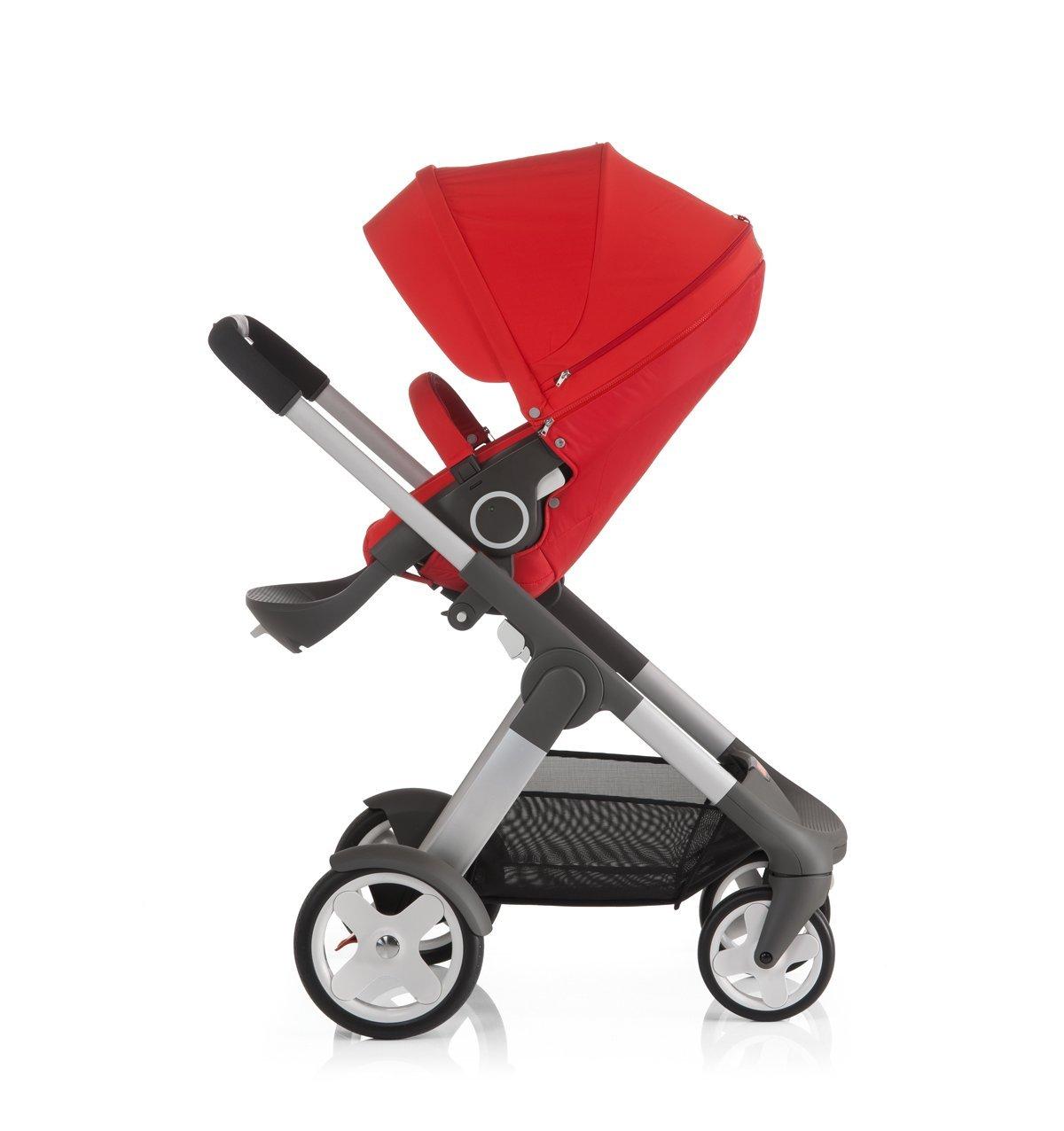 amazoncom  stokke crusi stroller  red  pram strollers  baby -