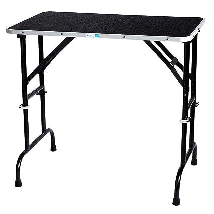 Amazon Com Master Equipment Adjustable Height Grooming Table 42