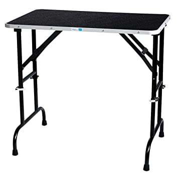 Master Equipment Adjustable Height Grooming Table 48 By 24 Inch