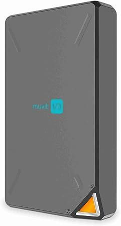 Muvit I/O MIODDUW1 - Nube personal portátil de 1 TB (WiFi, puerto ...