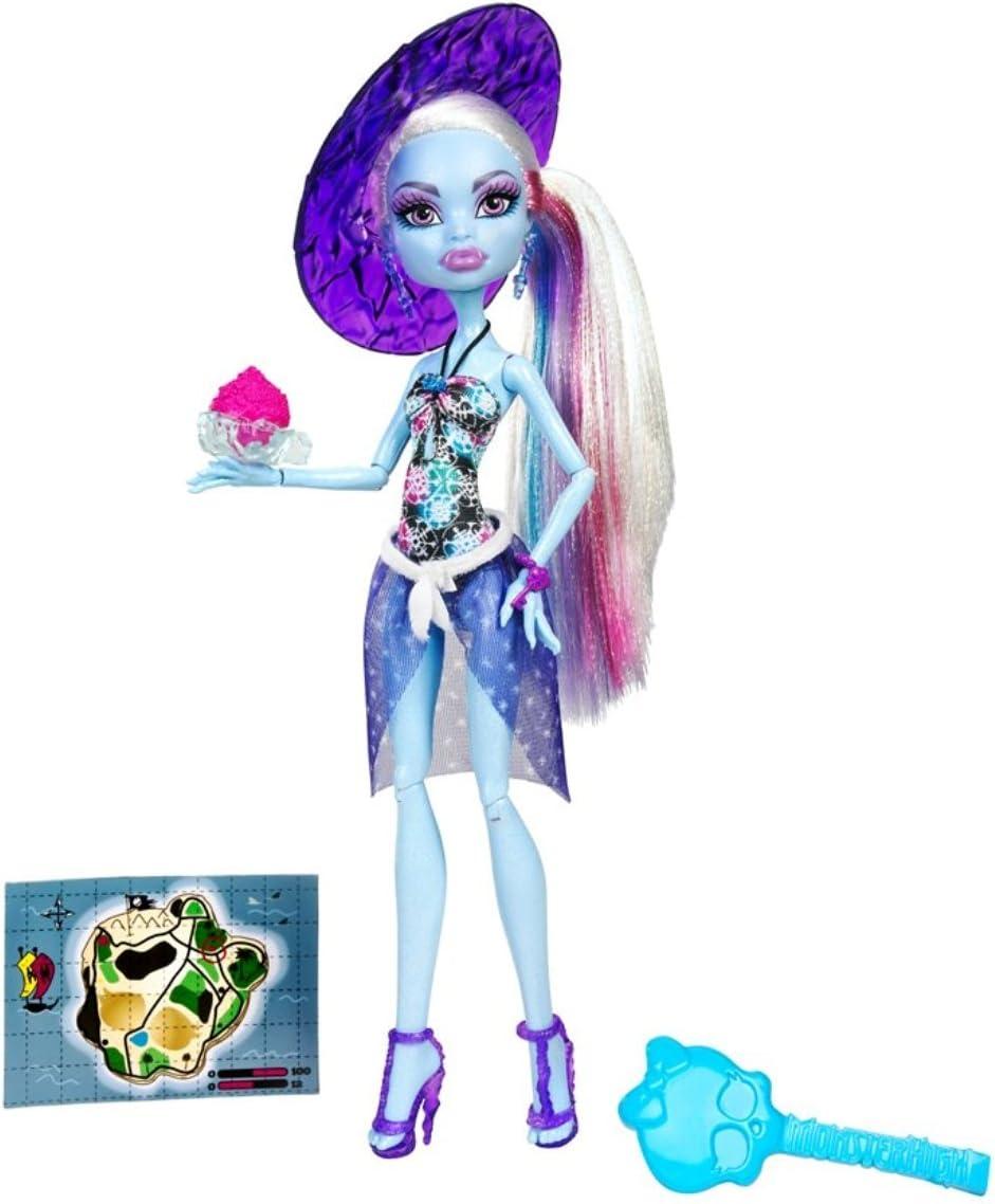 Monster High - Muñecas, Isla Calavera Abbey (Mattel W9184): Amazon.es: Juguetes y juegos