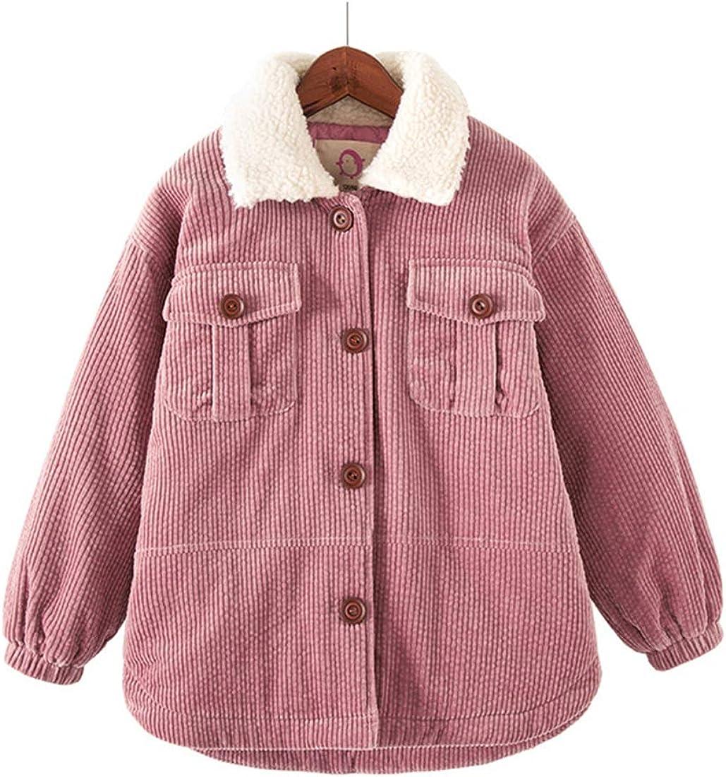 mädchen jäcke fleece knöpfe pink
