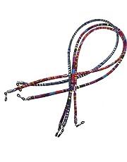 kesoto Eyeglasses Holder Strap Glasses Holder, Lanyard Chain Cord, Necklace Eyewear Retainer For Men & Women (4Colors To Pick) - Yellow, 70Cm
