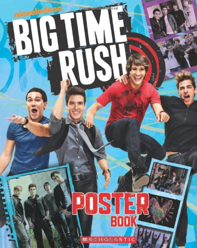 Big Time Rush: Poster Book