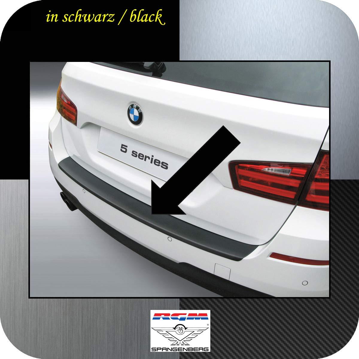 Richard Grant Mouldings Ltd. Original RGM Ladekantenschutz schwarz fü r BMW 5er F11 Touring Kombi ab Baujahr 04.2010- Modelle SE, Sport, Luxury und auch mit M-Style Stoß stangen RBP532
