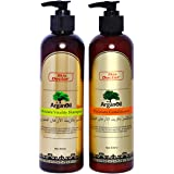Argan oil shampoo and conditioner