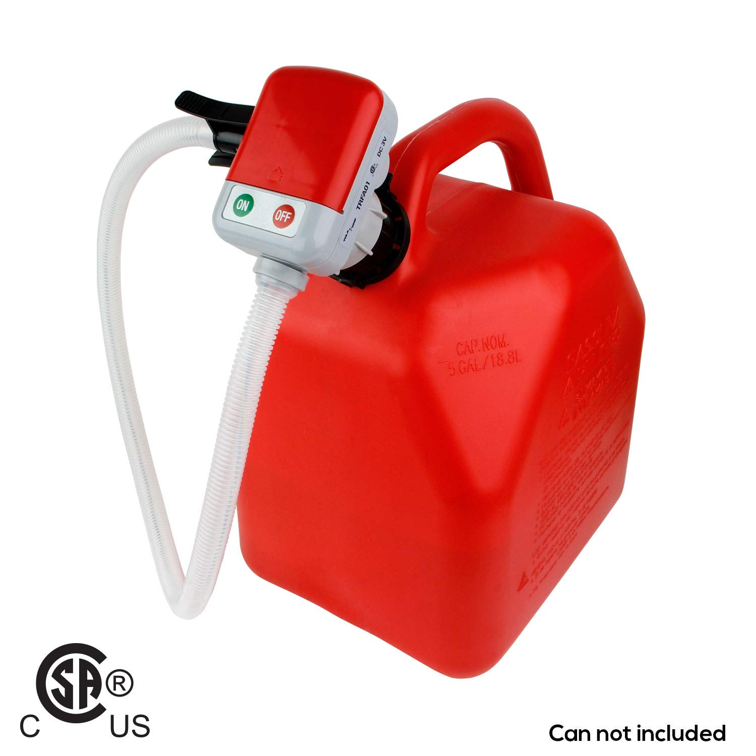 Garage Gas Can Pump/No More Heavy Gas Can Lifting/No More backache/Dad Father Birthday Gift Present Present from Daughter Son Wife/Birthday Gifts for him Men