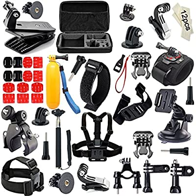 Iextreme Action Camera Accessories Bundle Kit for Gopro by Iextreme