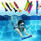 Winkey Toy for 3 4 5 6 7 8 9 + Years Old Kids Girls Boys, Diving Underwater Swimming Pool Toys Swimming/Diving Training Under Water Fun