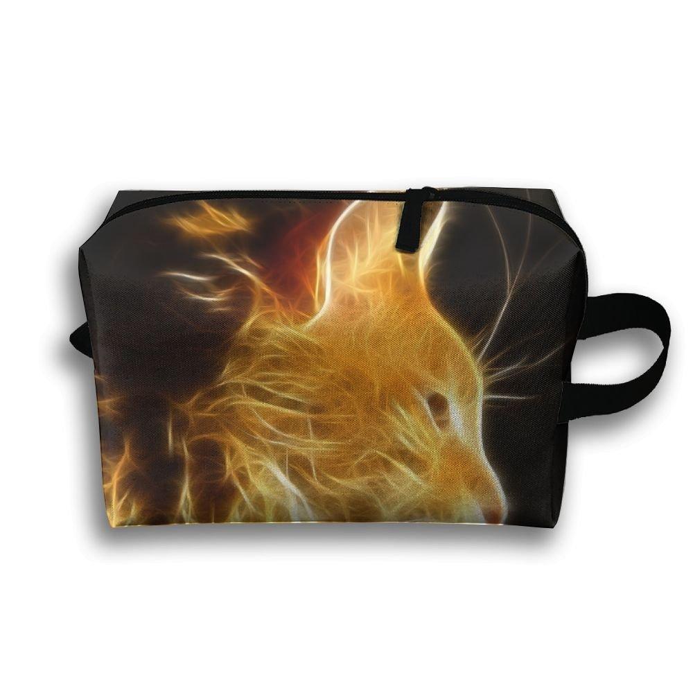 c15249ec382 50%OFF GNMB Fire Cat Portable Receiving Bag Make-up Travel Bag Multi ...
