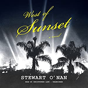 West of Sunset Audiobook