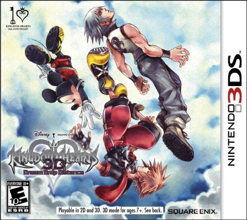 Kingdom Hearts 3D Dream Drop Distance by Square Enix