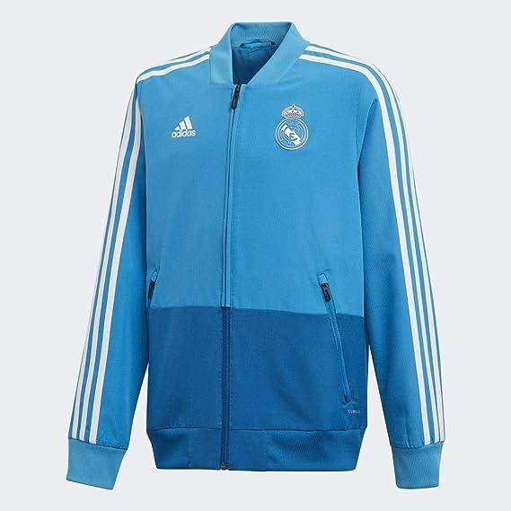 adidas Pre Jkt Y Chaqueta L/ínea C.F Real Madrid FC Ni/ños