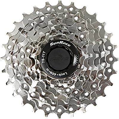 Sunrace 7-Speed - Cassette para Bicicleta, 7 velocidades: Amazon ...