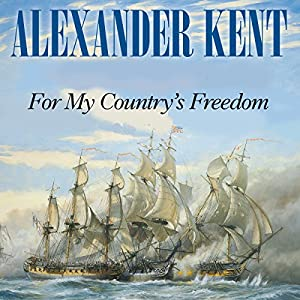 For My Country's Freedom Audiobook