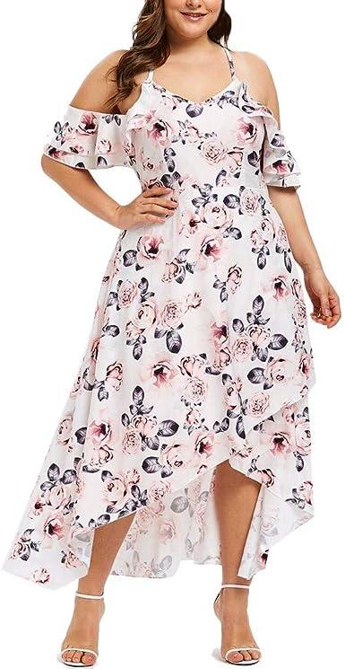 robe longue été taille 46