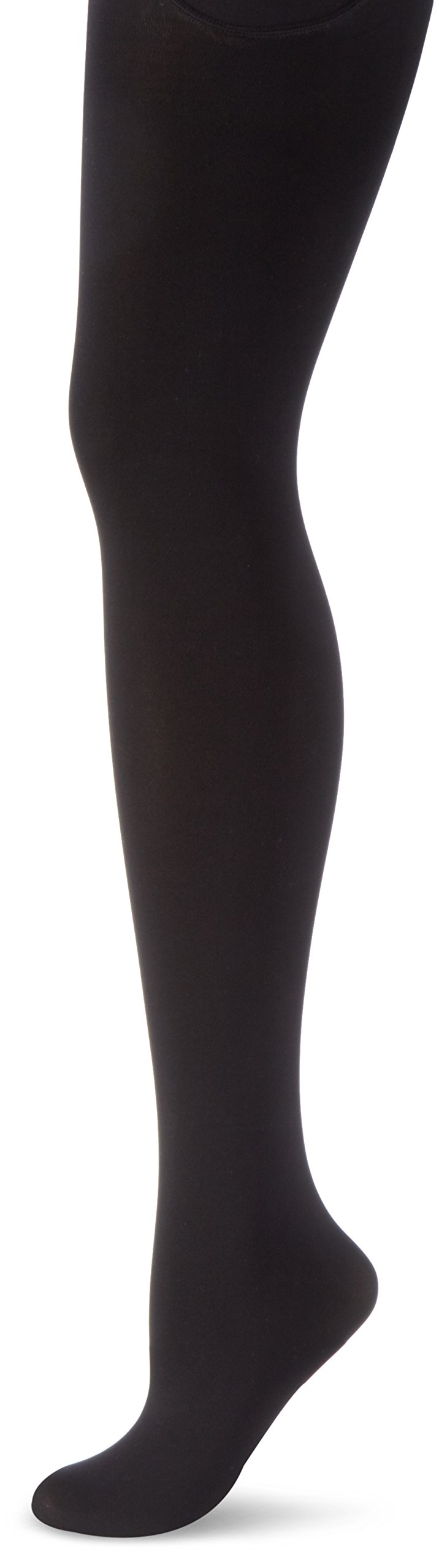 Wolford Velvet De Luxe 66 Denier Tights, L, Black by Wolford