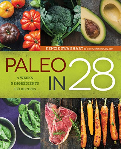 Paleo 28 Weeks Ingredients Recipes ebook
